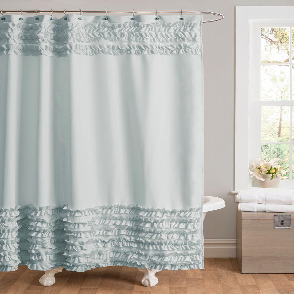 Skye Fabric Shower Curtain