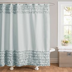 Skye Fabric Shower Curtain