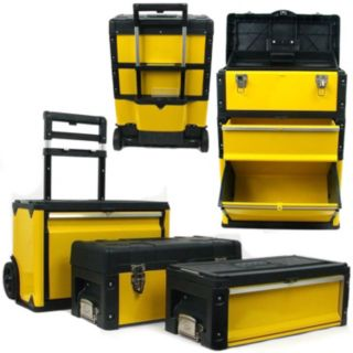 Trademark Tools 3-pc. Portable Tool Chest