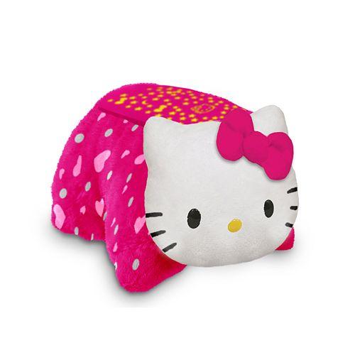 Hello Kitty Cuddle Pillow: Pillow Pets Dream Lites Hello Kitty®