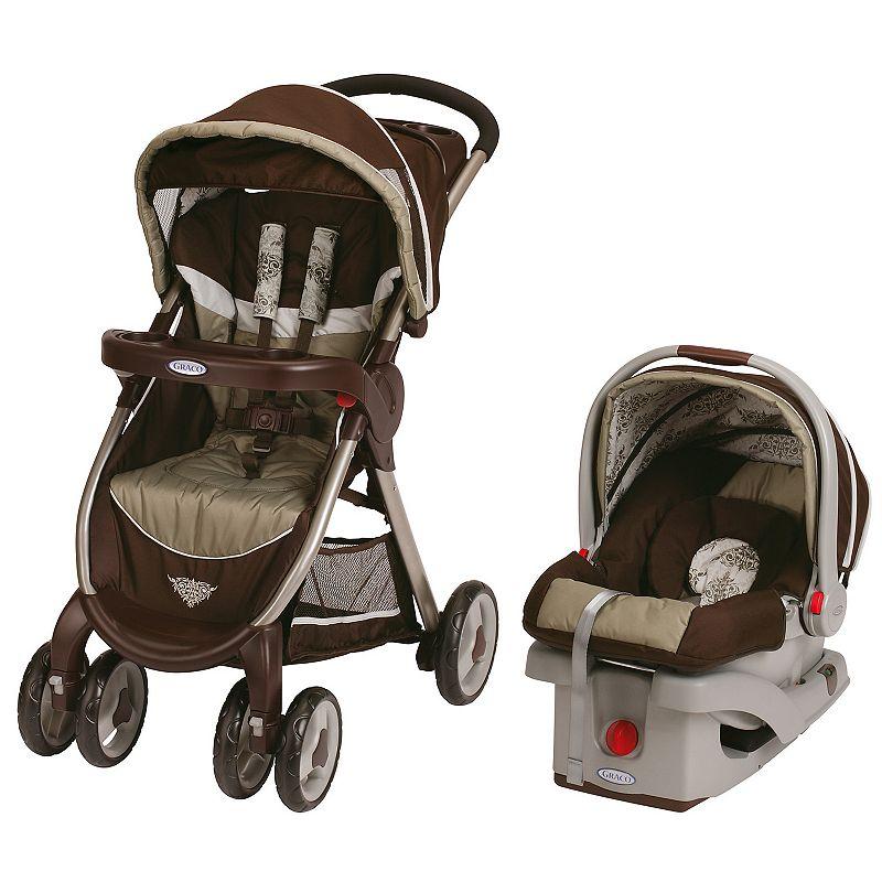 padded stroller kohl 39 s. Black Bedroom Furniture Sets. Home Design Ideas