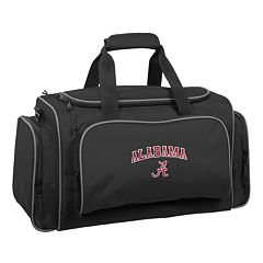 WallyBags 21-Inch Alabama Crimson Tide Duffel Bag