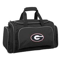 WallyBags 21-Inch Georgia Bulldogs Duffel Bag