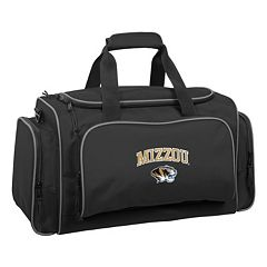 Wallybags 21-Inch Mizzou Tigers Duffel Bag