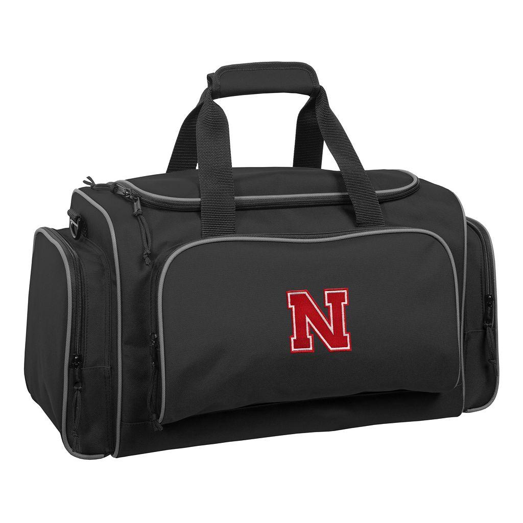 WallyBags 21-Inch University of Nebraska Duffel Bag