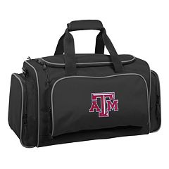WallyBags 21-Inch Texas A&M Aggies Duffel Bag
