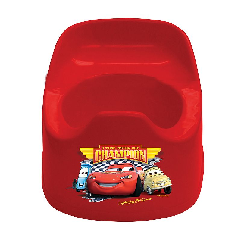 Cars Potty Seat And Stool