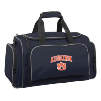 WallyBags 21-Inch Auburn Tigers Duffel Bag