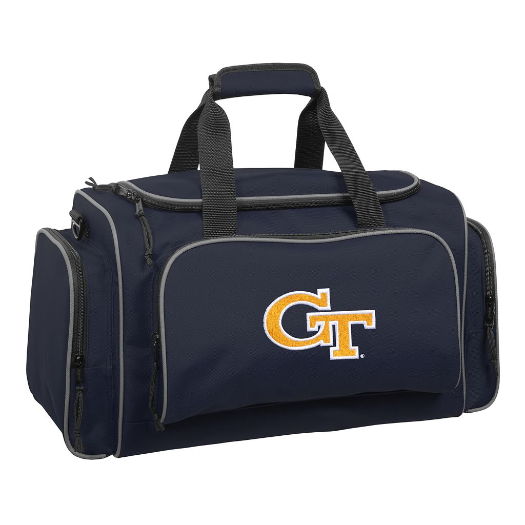 WallyBags 21-Inch Georgia Tech Yellow Jackets Duffel Bag