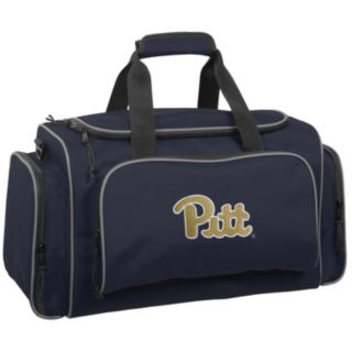 WallyBags 21-Inch University of Pittsburgh Panthers Duffel Bag