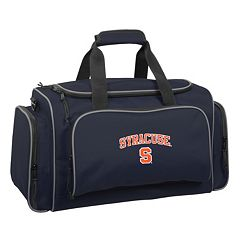 WallyBags 21-Inch Syracuse University Orange Duffel Bag