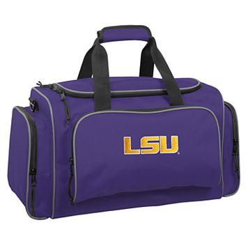 WallyBags 21-Inch LSU Tigers Duffel Bag