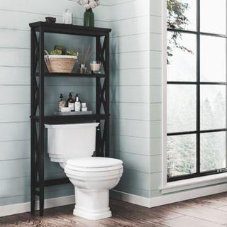 RiverRidge Home X-Frame Bathroom Spacesaver