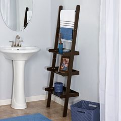RiverRidge Home Ladder Shelf