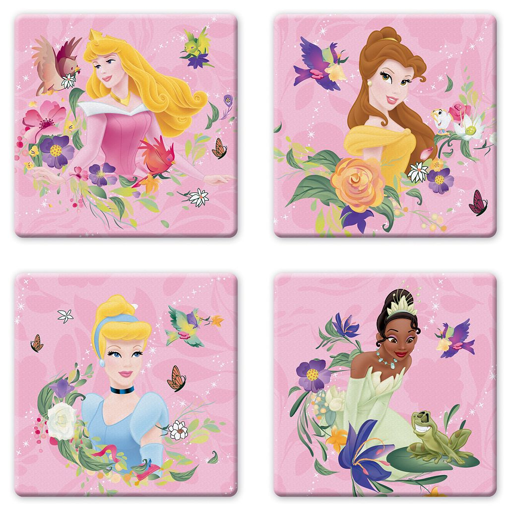 Disney Princess 5-pk. Tub Treads