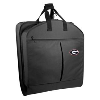 WallyBags Georgia Bulldogs 40-Inch Garment Bag