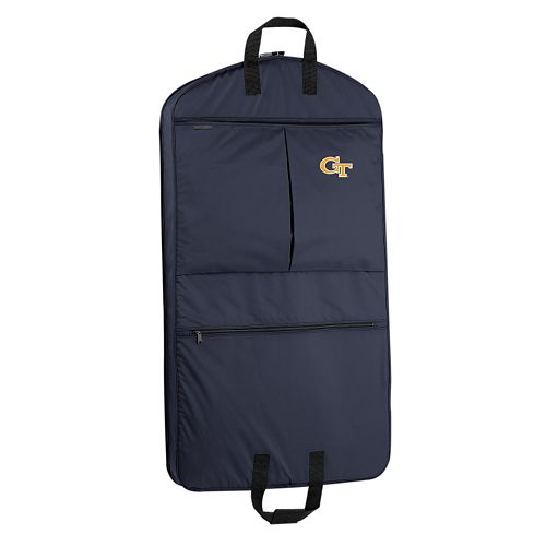 WallyBags Georgia Tech Yellow Jackets 40-Inch Garment Bag