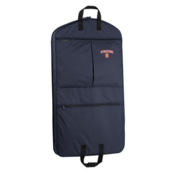 WallyBags Syracuse Orange 40-Inch Storage Garment Bag