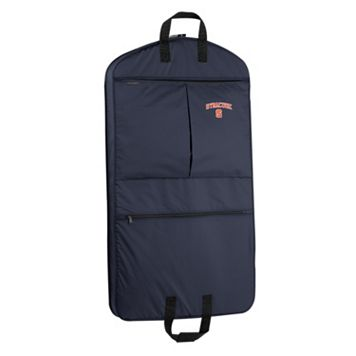 WallyBags Syracuse Orange 40-Inch Storage Garment Bag