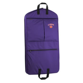 WallyBags Clemson Tigers 40-Inch Garment Bag