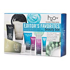 H2O Plus Editor's Favorites Beauty Box Skincare Gift Set