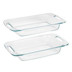 Pyrex Easy Grab 2 pc Baking Dish Set