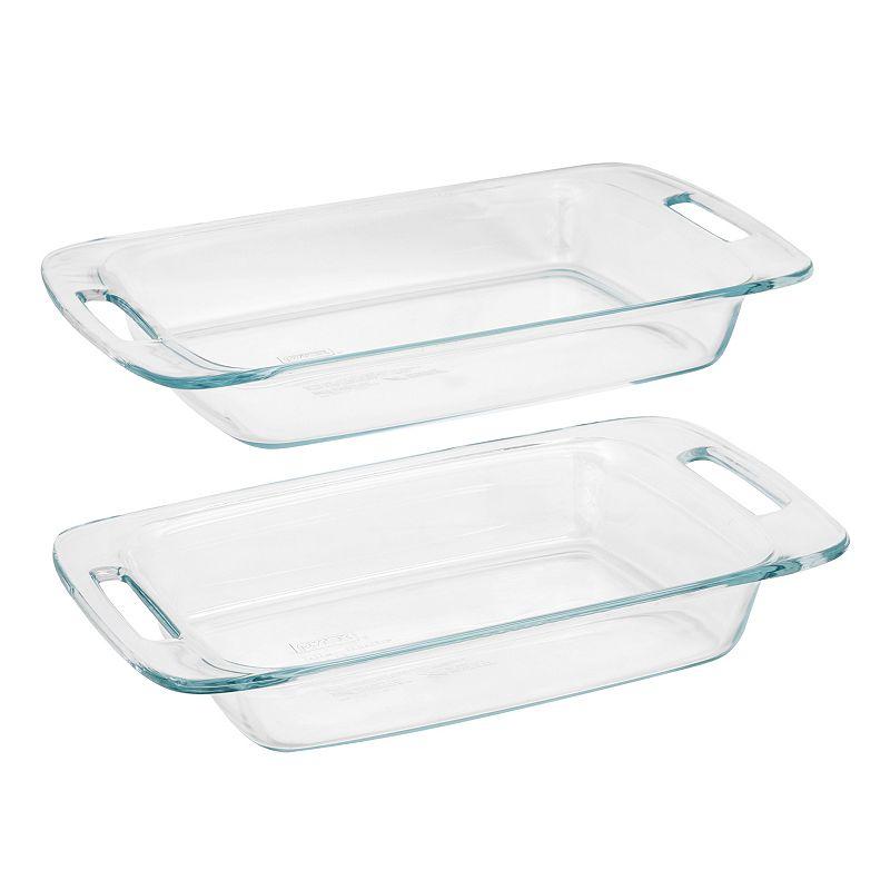Pyrex Easy Grab 2-pc. Baking Dish Set