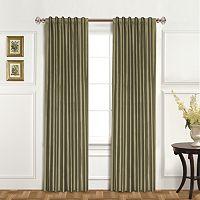 United Window Curtain Co. Dupioni Silk Austrian Tassle Window Panel