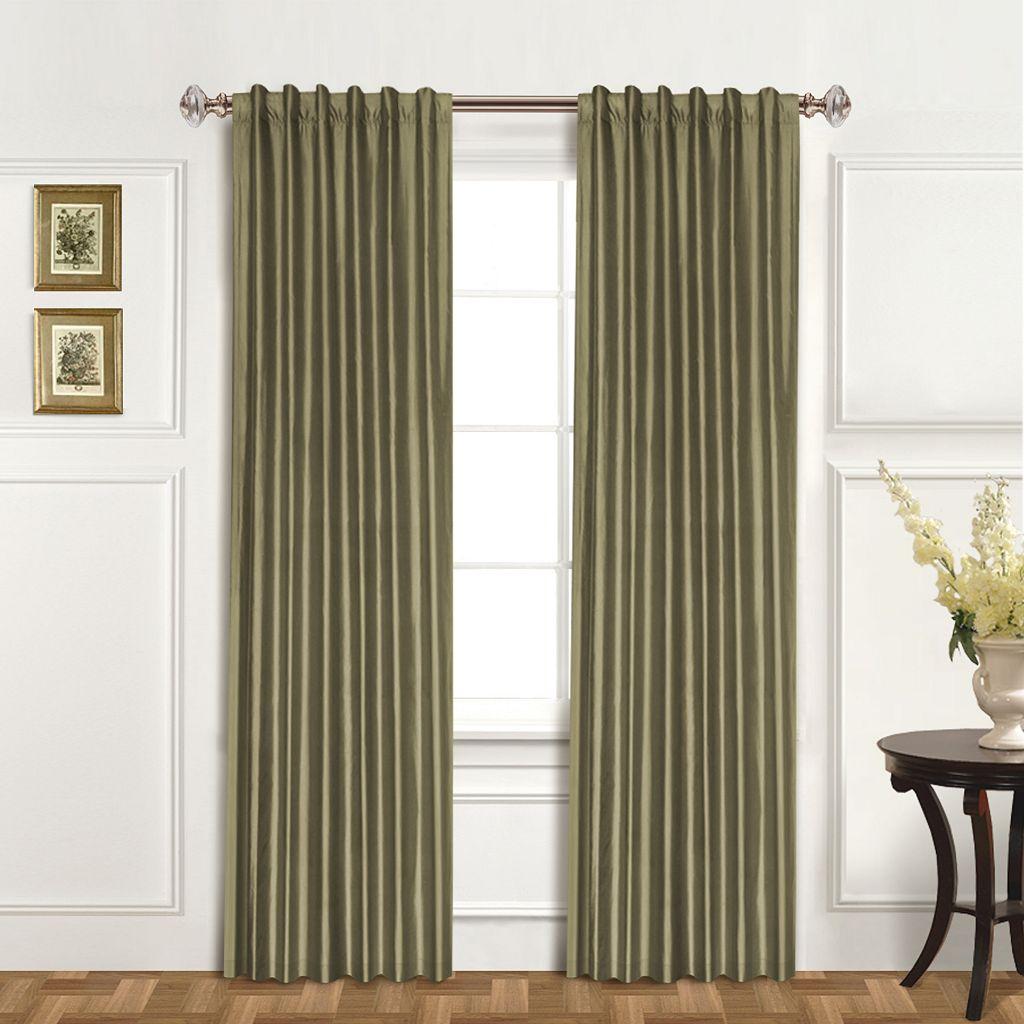 United Curtain Co. Dupioni Silk Window Panel - 42