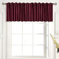 United Curtain Co. Dupioni Silk Straight Valance - 42