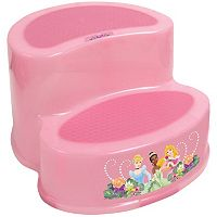 Disney Princess Two-Tier Step Stool