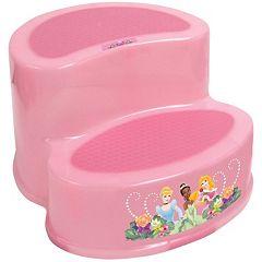 Disney Princess Two-Tier Step Stool