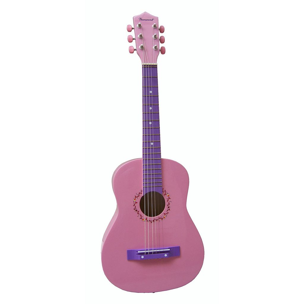 Ready Ace 30-in. Student Guitar - Pink