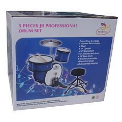 Ready Ace 5-pc. Junior Professional Drum Set