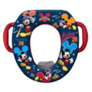 Disney Mickey Mouse Soft Potty Seat