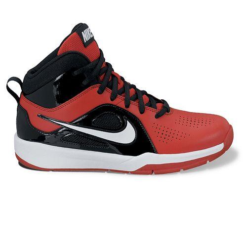 0406379861c40 Nike Team Hustle D 6 Basketball Shoes - Boys