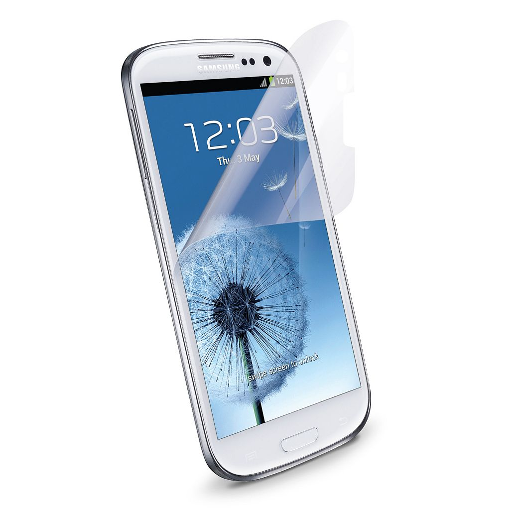 Merkury Innovations 3-pk. Samsung Galaxy S3 Cell Phone Screen Protectors