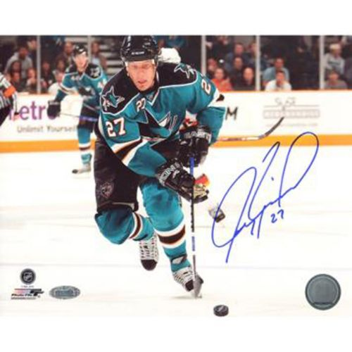 Steiner Sports Jeremy Roenick San Jose Sharks Skating Up Ice 8