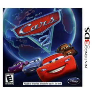 Cars 2 for Nintendo 3DS