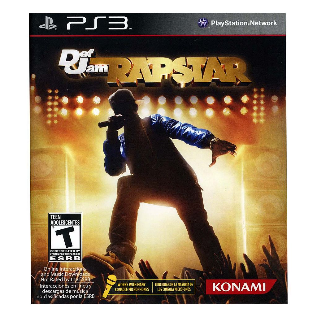 Def Jam Rapstar for PlayStation 3