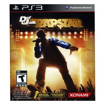 Def Jam Rapstar for PlayStation 3