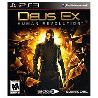 Deus Ex: Human Revolution for PlayStation 3
