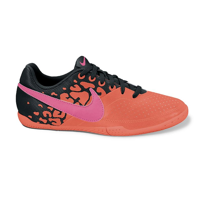 3b2780f853bf Nike Orange Junior Elastico II Indoor Soccer Shoes - Girls