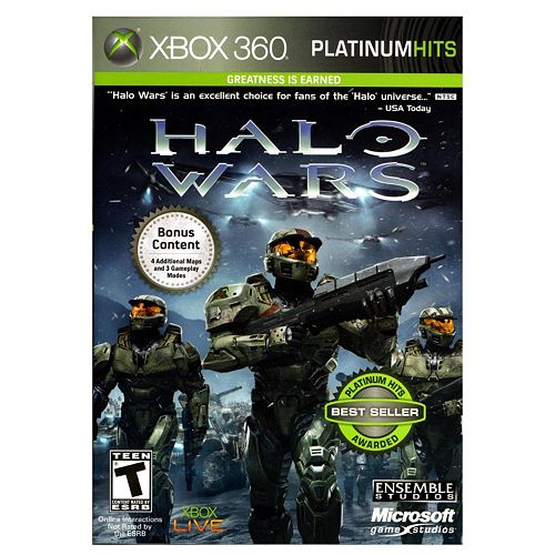 Halo Wars - Platinum Hits for Xbox 360