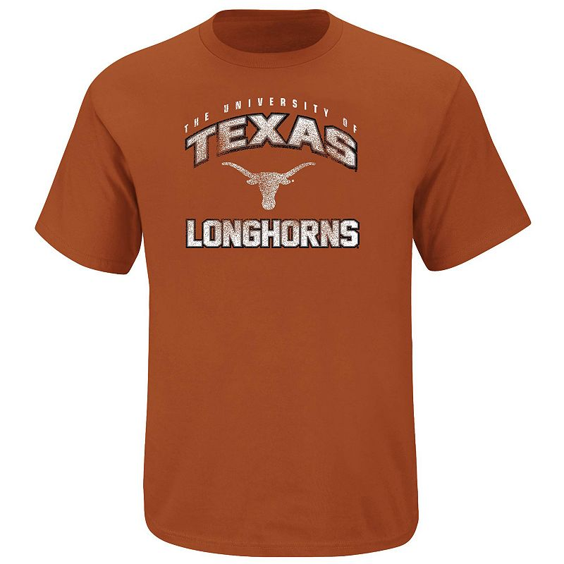 Texas Longhorns Color Texas Longhorns Home Color Tee