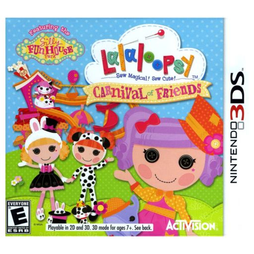 Lalaloopsy Carnival of Friends for Nintendo 3DS
