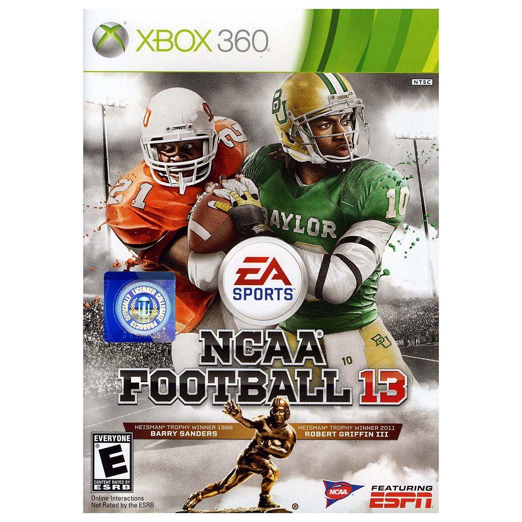 NCAA Football 13 for Xbox 360