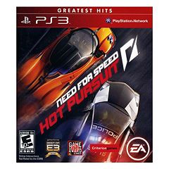 Need for Speed: Hot Pursuit - Greatest Hits Edition for PlayStation 3