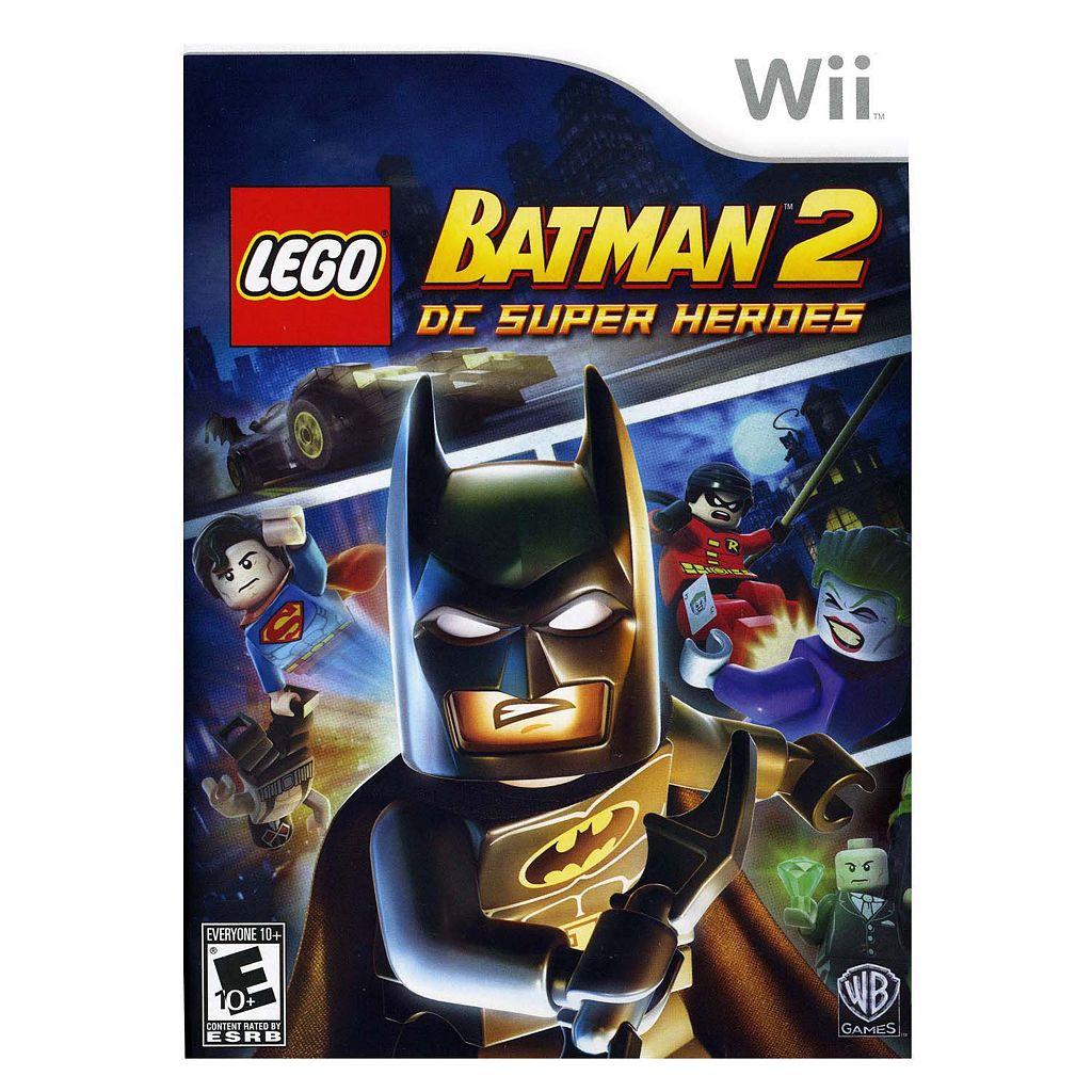 LEGO Batman 2: DC Super Heroes for Nintendo Wii