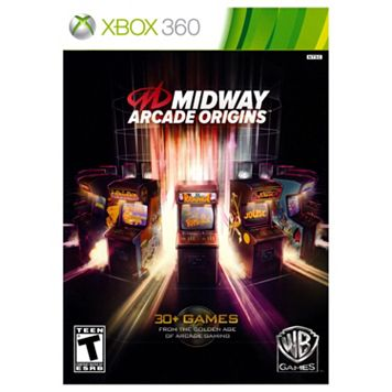 Midway Arcade Origins for Xbox 360